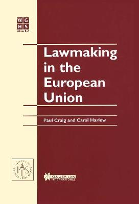 Lawmaking in the European Union