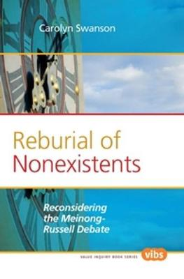 Reburial of Nonexistents: Reconsidering the Meinong-Russell Debate