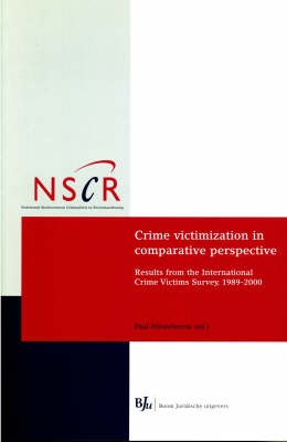 Crime Victimization in Comparative Perspective: Results from the International Crime Victims Survey,1989-2000