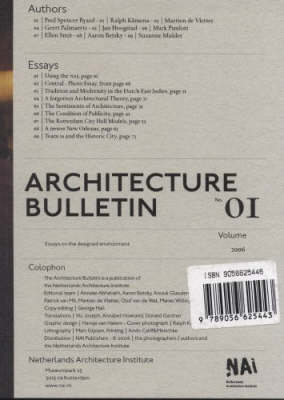 Architecture: Essays on the Designed Environment