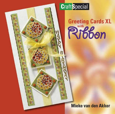 Greeting Cards XL With Ribbon