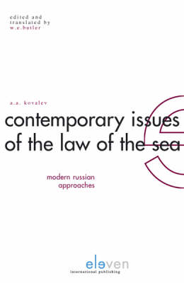 Contemporary Issues of the Law of the Sea: Modern Russian Approaches