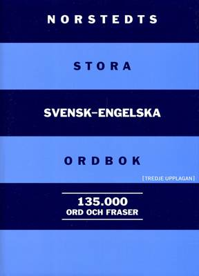 Norstedt's Comprehensive Swedish-English Dictionary