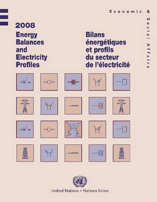 Energy Balances and Electricity Profiles: 2008