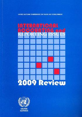 International Accounting and Reporting Issues: 2009 Review