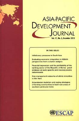 Asia-Pacific Development Journal: Volume 17