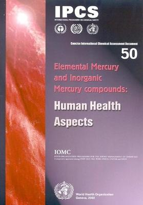 Elemental Mercury and Inorganic Mercury Compounds: Human Health Aspects