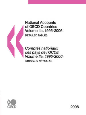National Accounts of OECD Countries: Volume II - Detailed Tables 2008