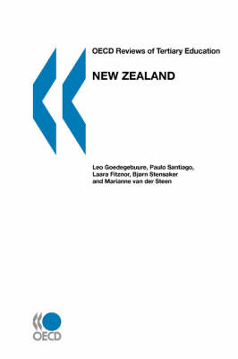 OECD Reviews of Tertiary Education New Zealand
