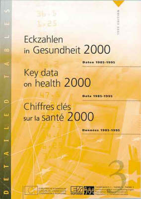 Key Data on Health: Data, 1985-1995