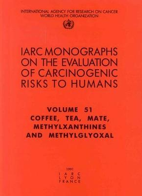 Coffee, Tea, Mate, Methylxanthines and Methylglyoxal: IARC Monograph on the Evaluation of the Carcinogenic Risks to Humans