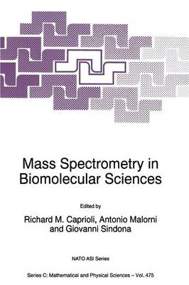 Mass Spectrometry in Biomolecular Sciences