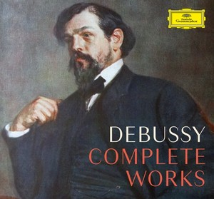 Claude Debussy Complete Works Centenary Edition