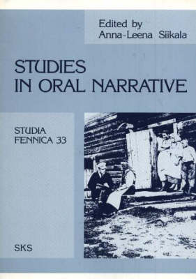 Studies in Oral Narrative: Review of Finnish Linguistics and Ethnology