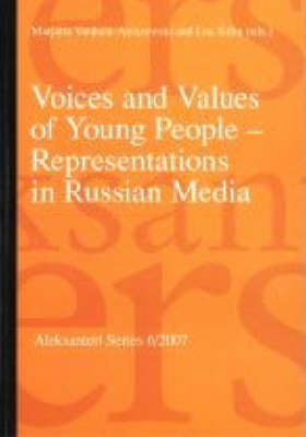 Voices and Values of Young People: Representations in Russian Media