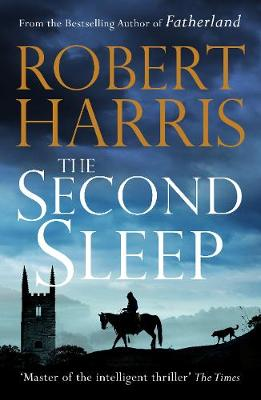 Signed First Edition - The Second Sleep