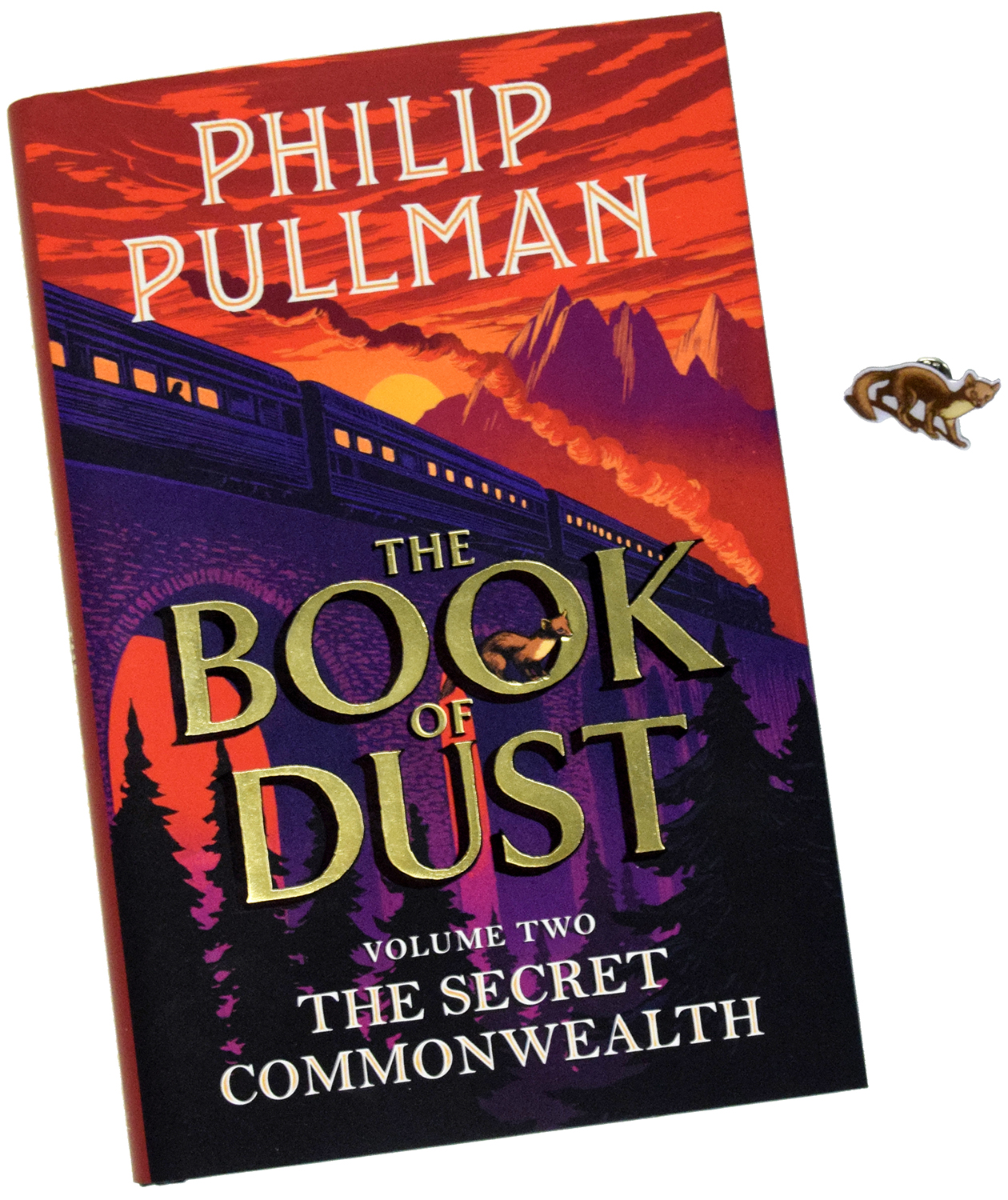 The Secret Commonwealth: The Book of Dust Volume Two - with exclusive pin