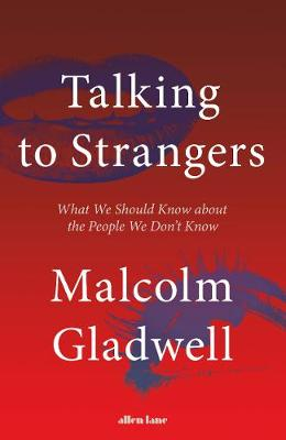 Signed First Edition - Talking to Strangers
