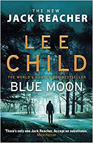 Signed First Edition - Blue Moon