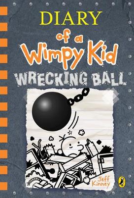 Signed Edition - Diary of a Wimpy Kid: Wrecking Ball