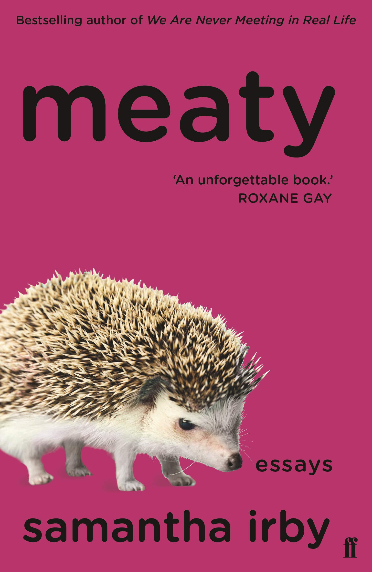 Signed Bookplate Edition - Meaty