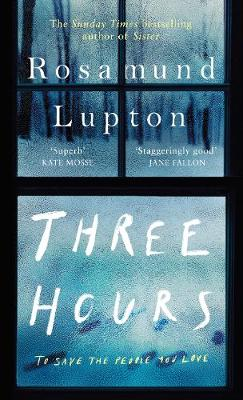 Signed First Edition - Three Hours