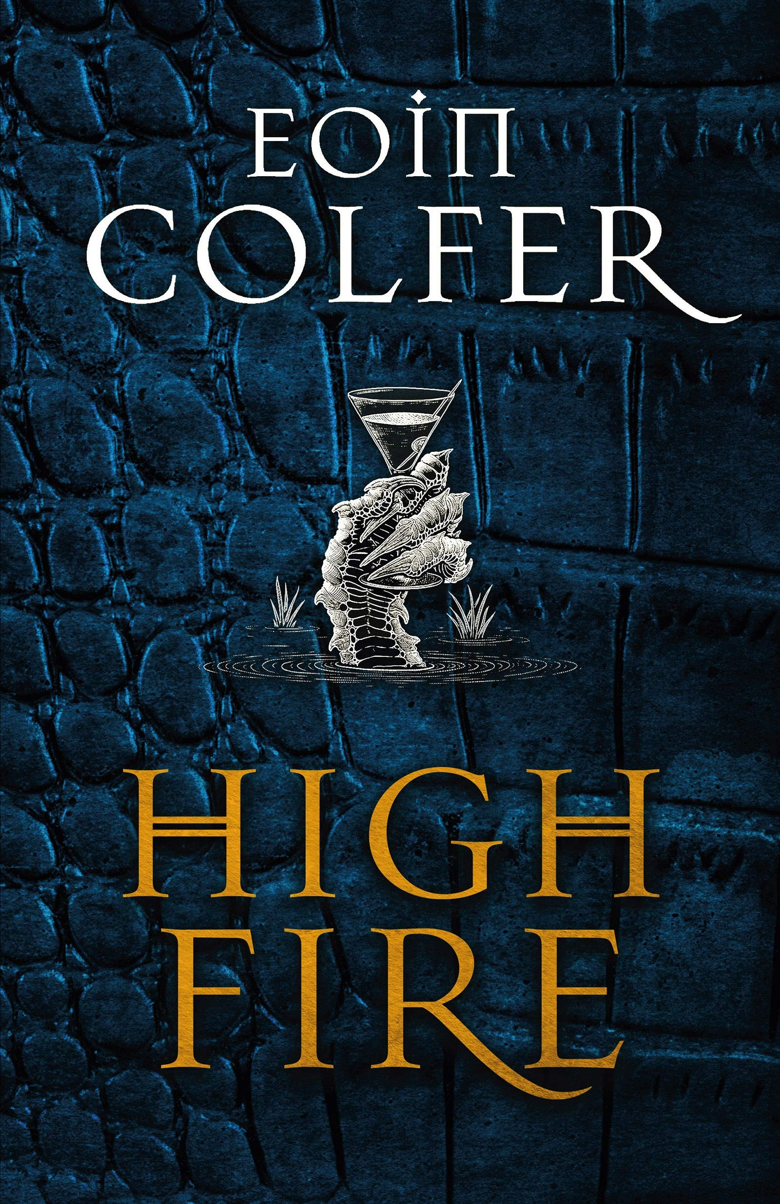 Signed First Edition - Highfire