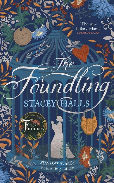 Signed First Edition - The Foundling