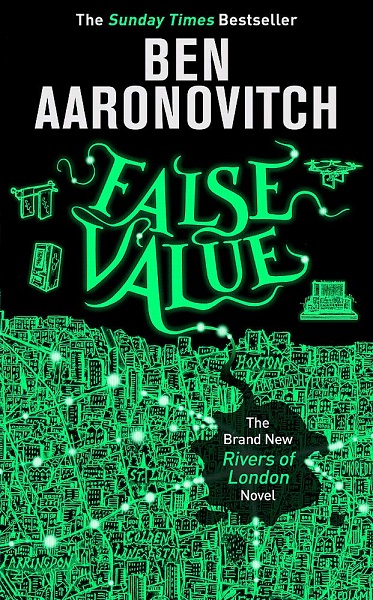 Signed First Edition - False Value