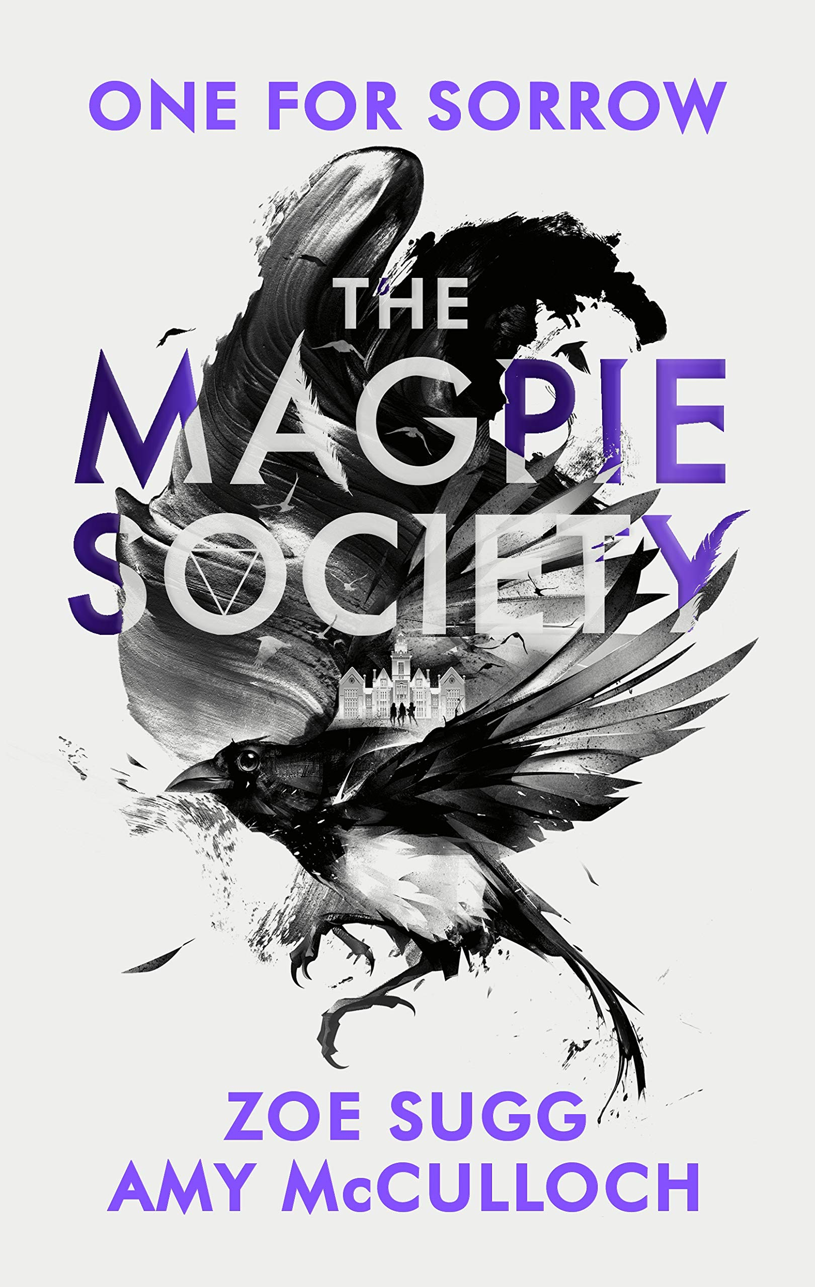 Signed First Edition - One for Sorrow - The Magpie Society