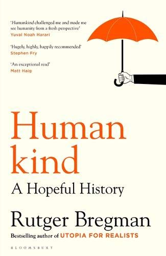 Signed Bookplate Edition - Humankind: A Hopeful History