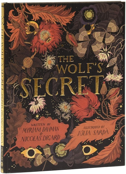 The Wolf's Secret - Foyles Children's Book of the Year 2020 - With free artwork postcards