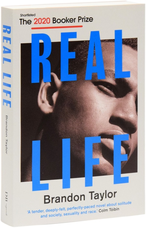 Real Life - Foyles Fiction Book of the Year 2020 - Signed Bookplate Edition
