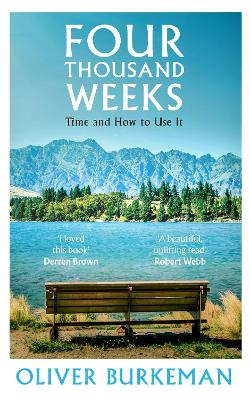 Signed Bookplate Edition - Four Thousand Weeks: Time and How to Use It