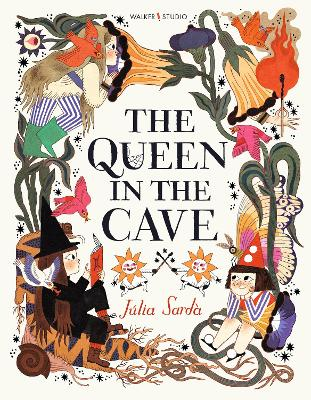 Signed Bookplate Edition - The Queen in the Cave (with free print)