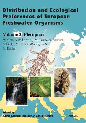 Distribution and Ecological Preferences of European Freshwater Organisms: v. 2: Plecoptera