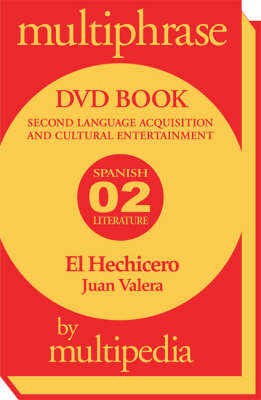 El Hechicero: Multiphrase Dual Language Book on DVD