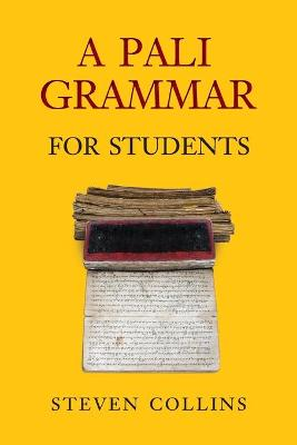 Pali Grammar for Students