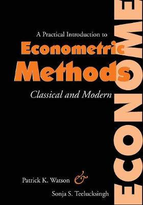 A Practical Introduction to Econometric Methods: Classical and Modern