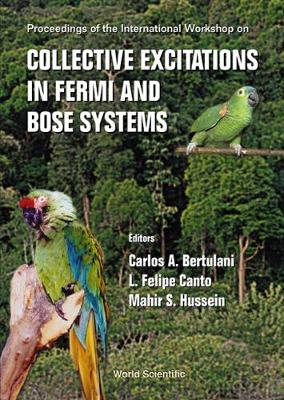 Collective Excitations in Fermi and Bose Systems: Proceedings of the International Workshop, Serra Negra, Sao Paulo, Brazil 14-17 September 1998