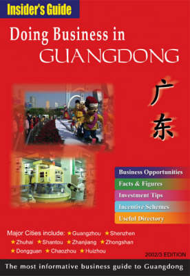 Doing Business in Guangdong
