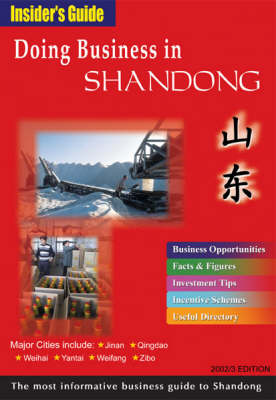 Doing Business in Shandong