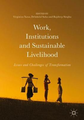 Work, Institutions and Sustainable Livelihood: Issues and Challenges of Transformation