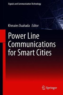 Power Line Communications for Smart Cities
