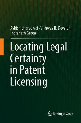 Locating Legal Certainty in Patent Licensing