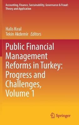 Public Financial Management Reforms in Turkey: Progress and Challenges, Volume 1