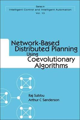 Network-based Distributed Planning Using Coevolutionary Algorithms