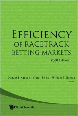 Efficiency Of Racetrack Betting Markets (2008 Edition)