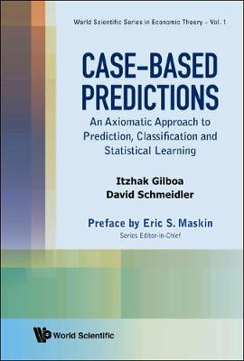 Case-based Predictions: An Axiomatic Approach To Prediction, Classification And Statistical Learning