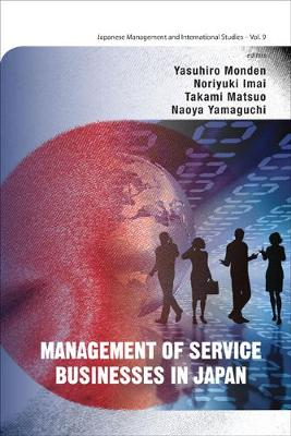 Management Of Service Businesses In Japan